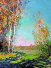 Стихи Александра Блока про осень