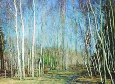 Стихи о весне Александра Блока