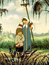 Отзыв о сказке «Сестрица Аленушка и братец Иванушка»