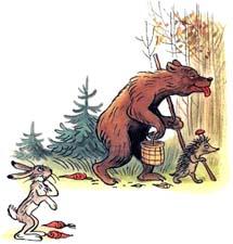 Отзыв о сказке В.Сутеева «Дядя Миша»
