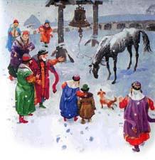 Отзыв о сказке К.Ушинского «Слепая лошадь»
