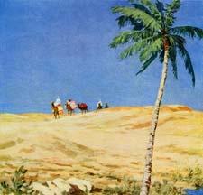 Отзыв о стихотворении М.Ю.Лермонтова «Три пальмы»