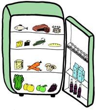 Сказка о холодильнике детям