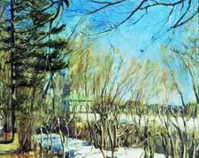 Стихи про весну Баратынского