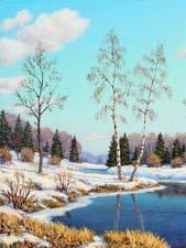 Стихи про весну А.Черемнова