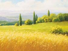 Стихи Лермонтова про лето
