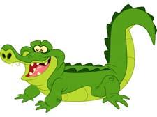 Сказка про крокодила