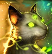Волшебная сказка про кота