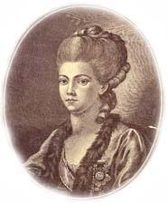 Графиня Дашкова. Рассказ детям