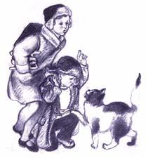 Отзыв о стихотворении С.Я.Маршака «Кот и лодыри»