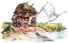 Анализ басни Крылова «Лебедь, Щука и Рак»