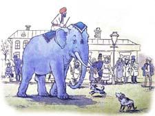 Анализ басни Крылова «Слон и Моська»