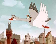 Раскраски приключение нильса с дикими гусями