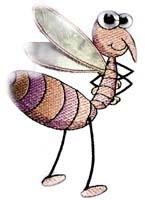 Короткая сказка про комара