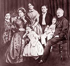 Рассказ о знаменитой семье