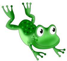 Сказка на ночь про лягушку Капу. Читать и слушать