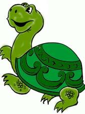 Сказка про черепаху. Читать и слушать