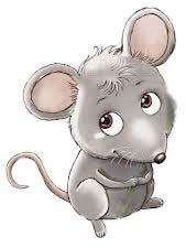 Сказка на ночь про серую мышку. Читать и слушать