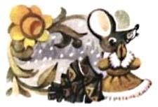 """Сказка """"Мышка"""" А.Толстой. Слушать"""