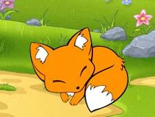 Сказка на ночь про лисичку. Читать и слушать