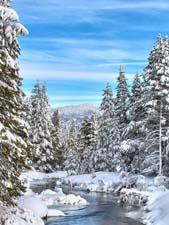 Описание зимы в природе