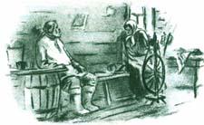 Отзыв о сказе П. П. Бажова «Чугунная бабушка»