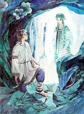 Отзыв о сказке П.П.Бажова «Медной горы Хозяйка»
