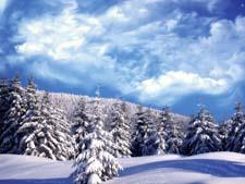 Сочинение про зиму