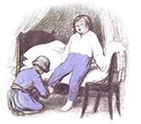 «Сон Обломова», как ответ на вопрос о причинах нравственной гибели И.И.Обломова