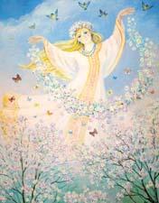 Сказка о весне в стихах