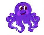 Сказка на ночь про осьминога. Читать и слушать
