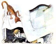Отзыв о рассказе В.Драгунского «Двадцать лет под кроватью»