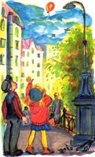 Отзыв о рассказе В.Драгунского «Красный шарик в синем небе»