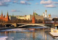 Стихи про реку Москву