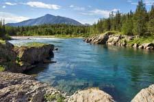 Стихи о реке Урал