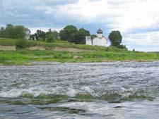 Стихи про реку Великая