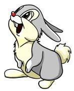 Сказка на ночь про зайца и его уши. Читать и слушать