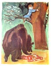 Анализ басни Л.Н.Толстого «Два товарища»