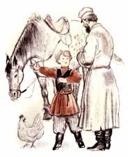 """Отзыв о рассказе Л.Н.Толстого """"Старая лошадь"""""""