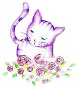 Сказка на ночь про кошку Маркизу. Читать и слушать