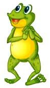 Сказка на ночь про лягушку Жемчужину. Читать и слушать