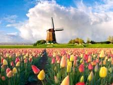 Нидерланды. Рассказ детям
