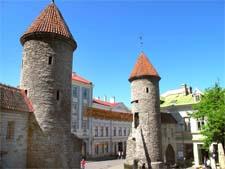 Эстония. Рассказ детям