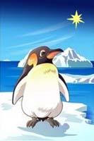 Сказка на ночь про пингвина и звездочку. Читать и слушать