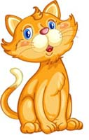 Сказка на ночь про кота Сметантуса. Читать и слушать
