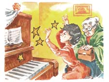 """""""Как меня учили музыке"""" И.Пивоварова. Слушать"""