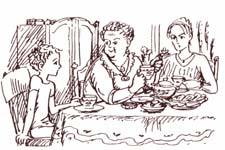 Вопросы к рассказу Драгунского «Старый мореход» (с ответами)