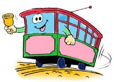 Сказка на ночь «Приключения трёх трамвайчиков». Читать и слушать