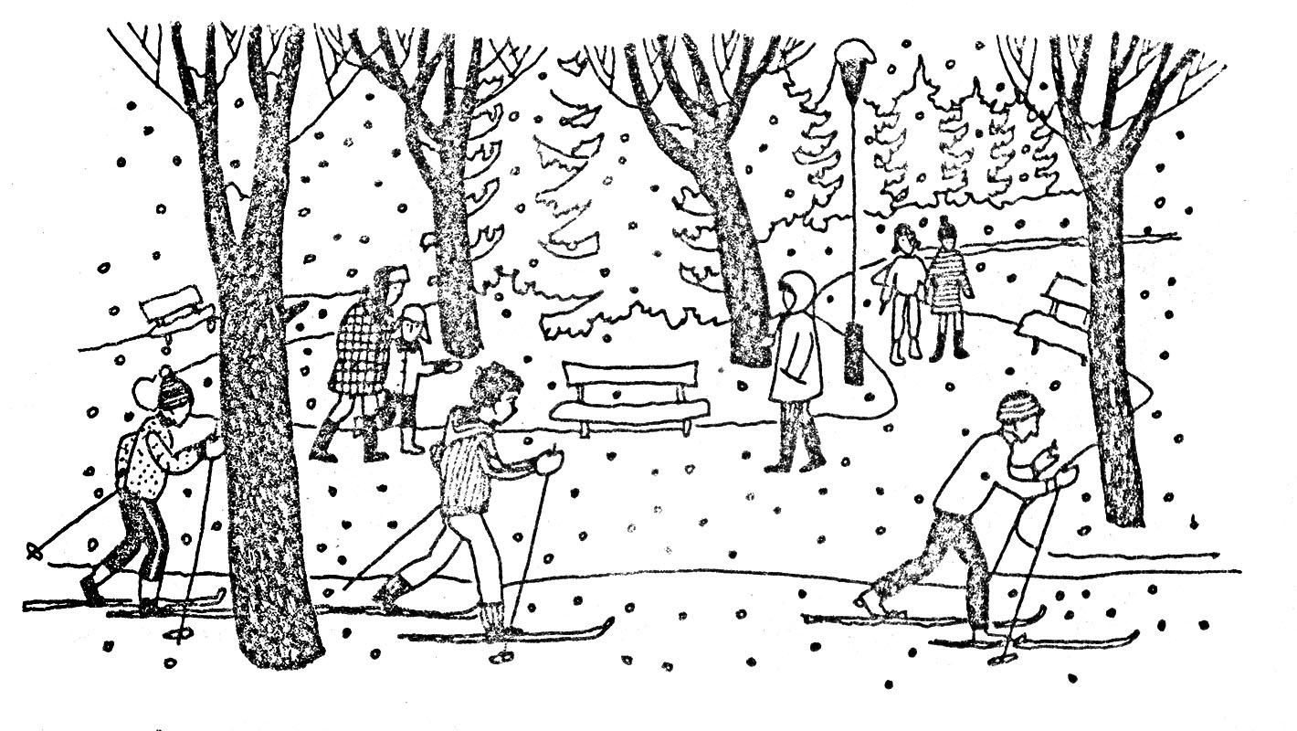 также картинка с детьми в парке печать красочные