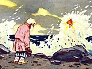Сказка о рыбаке и рыбке (А.С.Пушкин) - слушать сказку